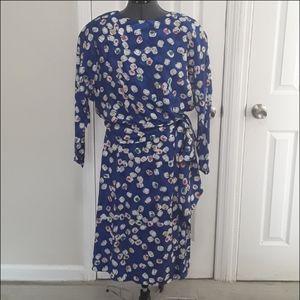 Lori Max   Vintage 80s Dress   size 16